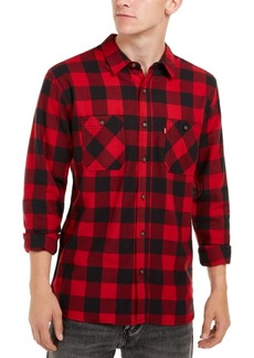 Levi's Men's Yanda Buffalo Plaid Flannel Shirt