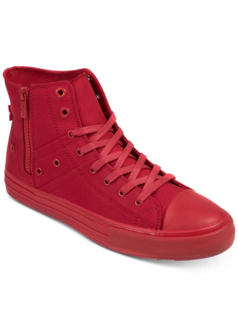 Levi's Men's Zip Ex L High-Top Sneakers Men's Shoes