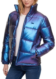 Levi's Metallic Puffer Jacket
