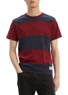 Levi's Mighty Made Colorblock Stripe T-Shirt