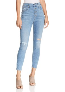 Levi's Mile High Ankle Skinny Jeans in Love Shack Baby