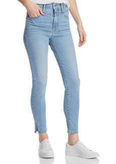 Levi's Mile-High Ankle Skinny Jeans in On the Level