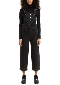 Levi's Mile High Cropped Overalls