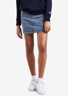 Levi's Mile High Denim Skirt