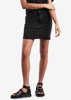 Levi's Mile High Denim Skirt