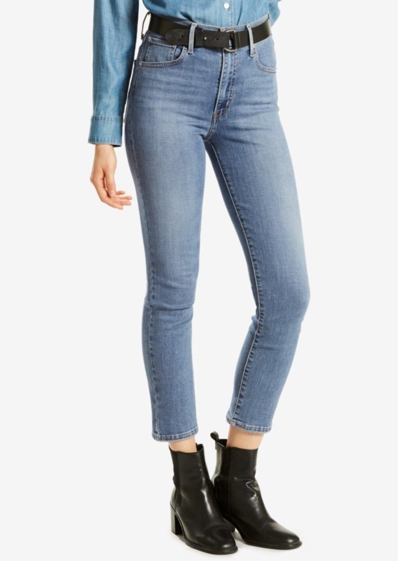 Levi s Levi s Mile High Cropped Skinny Jeans  67eba337d