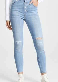 Levi's Mile High Super Skinny Ankle Jeans