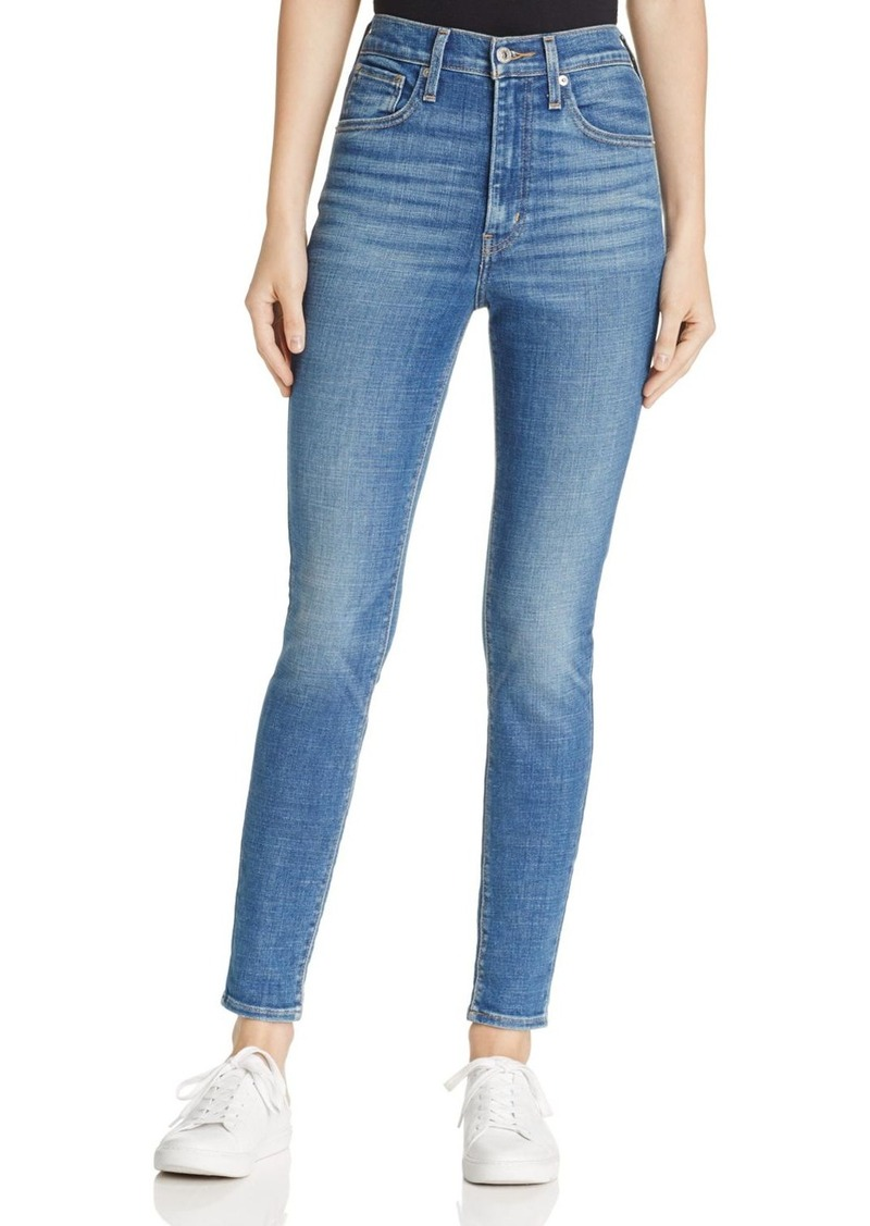 ecc6c4675a9 Levi s Levi s Mile High Super Skinny Jeans in Shut The Front Door ...