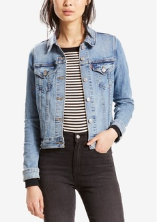 Levi's Original Denim Trucker Jacket, a Macy's Exclusive Style