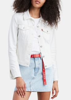Levi's Original Denim Trucker Jacket, Created for Macy's