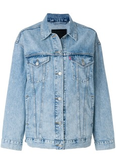Levi's oversized denim jacket - Blue