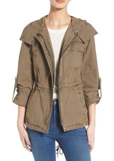Levi's® Parachute Cotton Hooded Utility Jacket