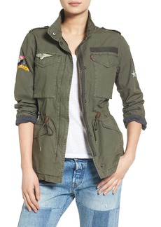 Levi's® Patched Utility Jacket