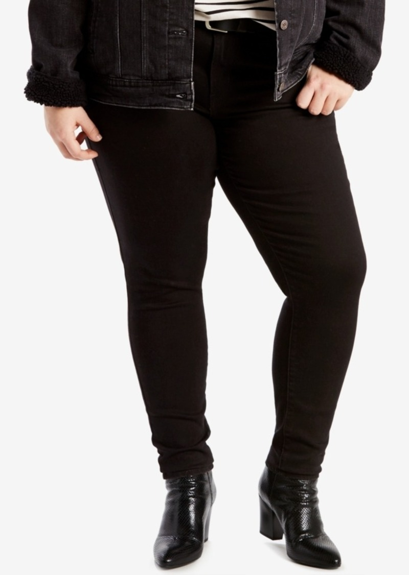 e254675357 Levi s Levi s Plus Size 711 Skinny Jeans