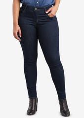 Levi's Trendy Petite Plus Size 711 Skinny Jeans
