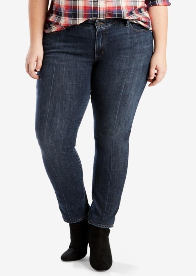 a2ba5d8423 On Sale today! Levi s Levi s Plus Size 711 Skinny Jeans