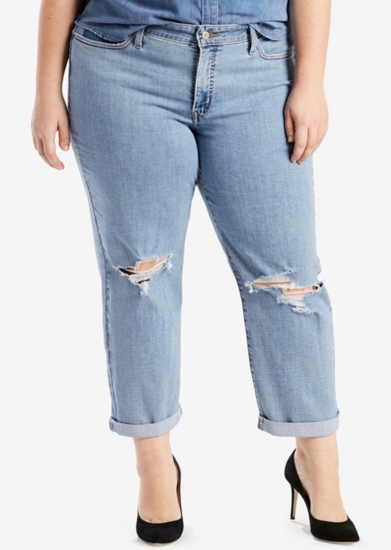 1747287367f Levi s Plus Size Boyfriend Jeans