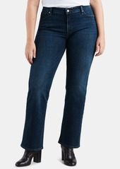 Levi's Plus Size 415 Classic Bootcut Jeans