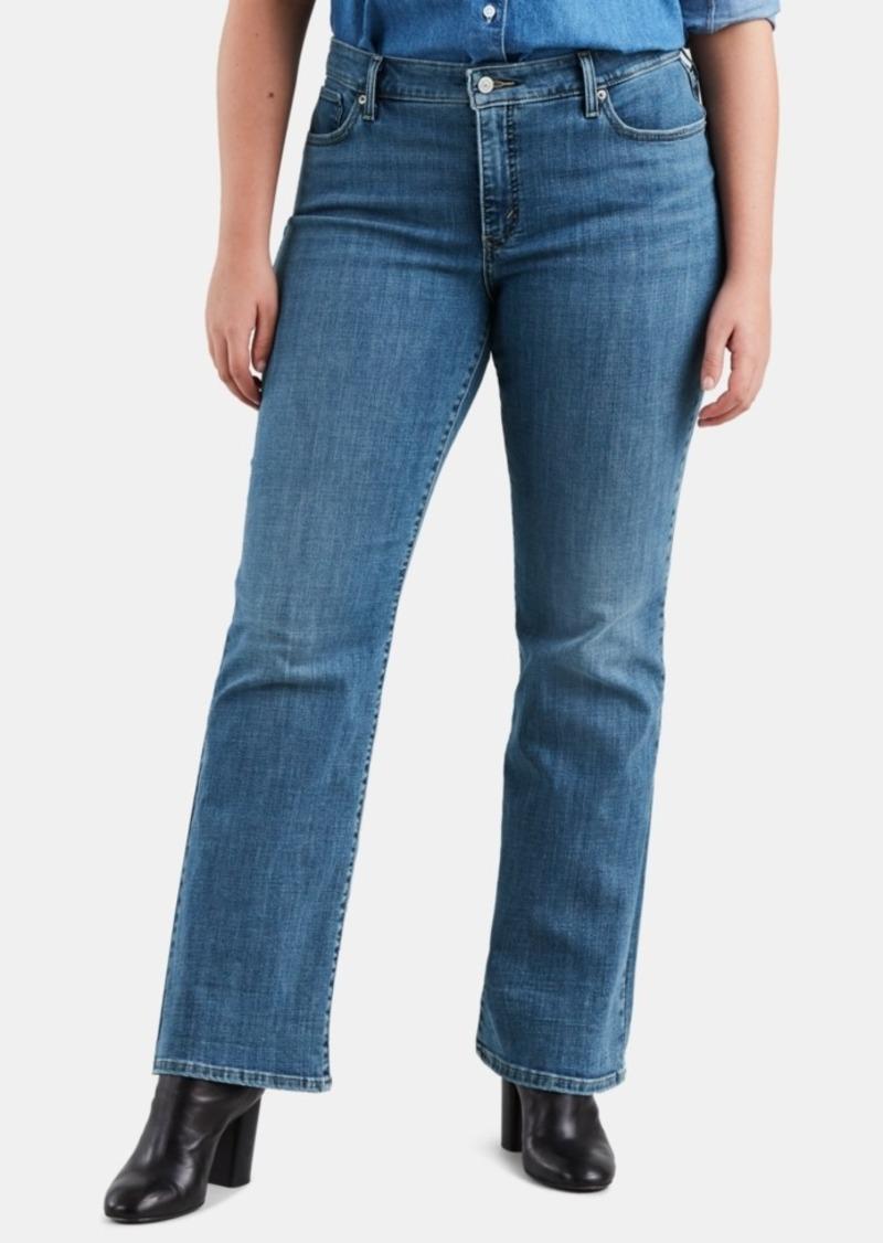 Levi's Plus Size Classic Bootcut Jeans