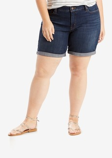 Levi's Plus Size Denim Shorts