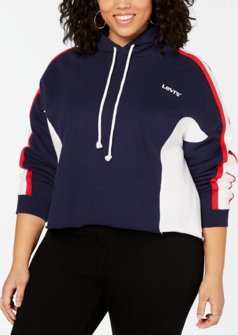 Levi's Plus Size Sport Hoodie