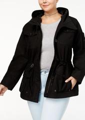 Levi's Trendy Plus Size Utility Jacket
