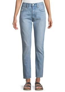 Levi's 501 Lovefool High-Rise Skinny-Leg Jeans