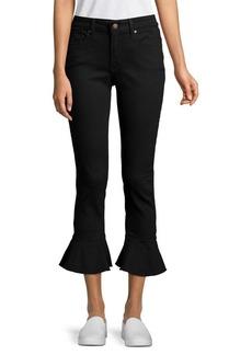 Levi's 711 Flared Skinny Jeans
