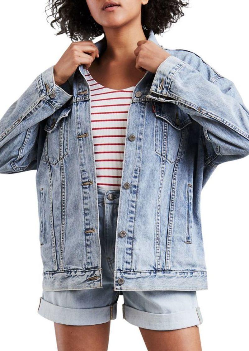 7bb59afb2aee9e Levi's Levi's Baggy Trucker Denim Jacket | Outerwear
