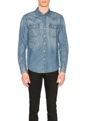 LEVI'S Premium Barstow Western Shirt