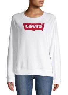 Levi's Classic Graphic Fleece Sweatshirt