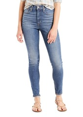 Levi's High-Rise Washed Jeans