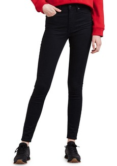 Levi's Premium Mile High Super Skinny Jeans