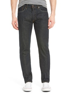 Levi's® 501® Straight Leg Jeans (Grey Rigid)