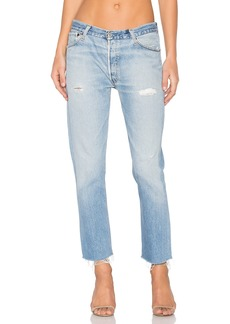 Levi's Levis Relaxed Crop