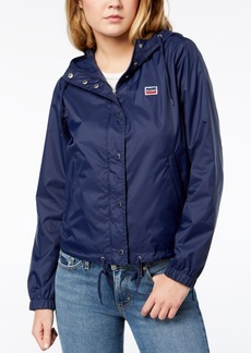 Levi's Retro Hooded Windbreaker