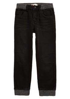 Levi's® Ribbed Jogger Jeans (Toddler & Little Boy)