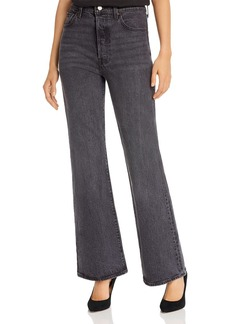 Levi's Ribcage Flare Jeans in You Only Live Twice