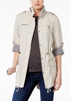 Levi's Roll-Tab-Sleeve Utility Jacket