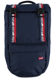 Levi's Roll-Top Logo Backpack