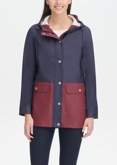 Levi's Rubberized Rain Swing Parka Jacket