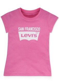 Levi's San Francisco Graphic-Print City T-Shirt, Little Girls (4-6X)