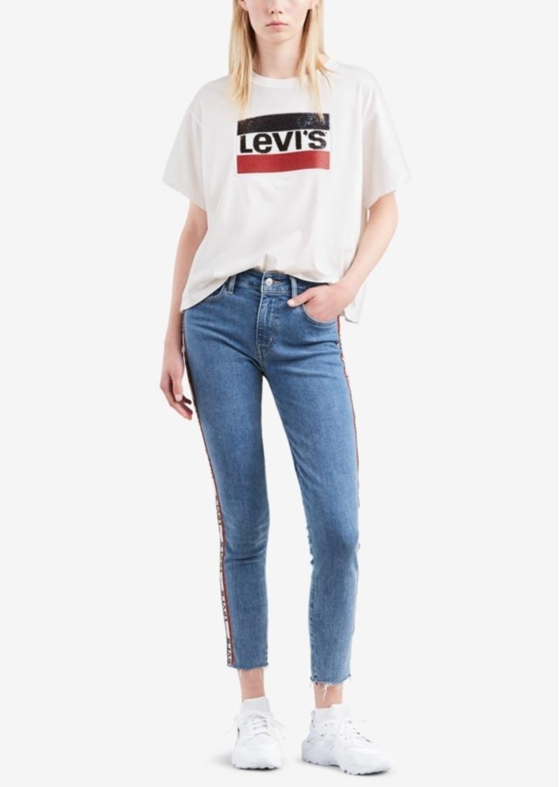 8cc48d6c459 Levi s Levi s Limited Sequin-Embellished Graphic T-Shirt