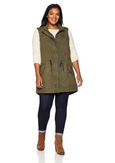 Levi's Size Women's Plus Festival Lightweight Cotton Vest