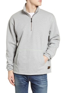 Levi's® Skate Quarter Zip Sweatshirt