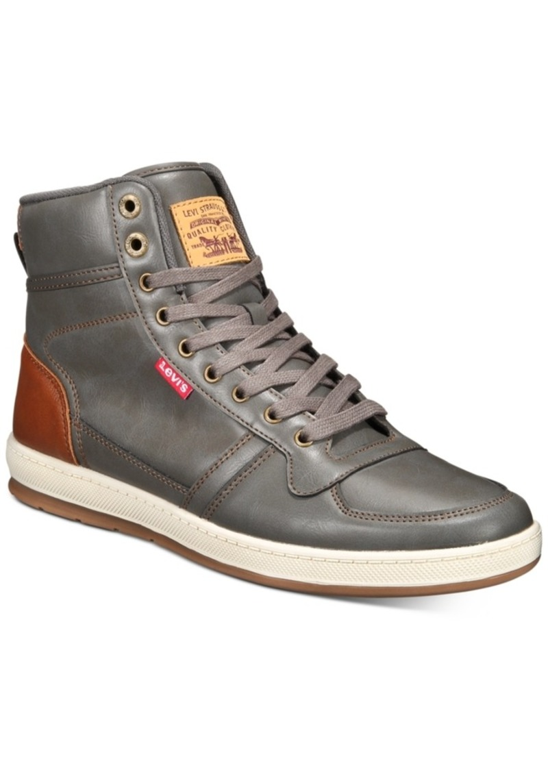 Levi's Stanton High-Top Sneakers Men's Shoes