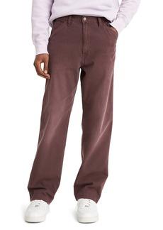 Levi's® Stay Loose Carpenter Pants (All Spice Herringbone)