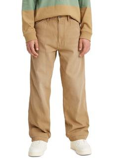 Levi's® Stay Loose Carpenter Pants (Tannin Herringbone)