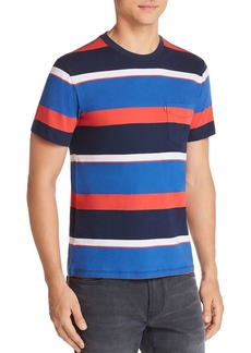 Levi's Sunset Striped Pocket Tee