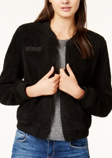 Levi's Teddy Fleece Bomber Jacket
